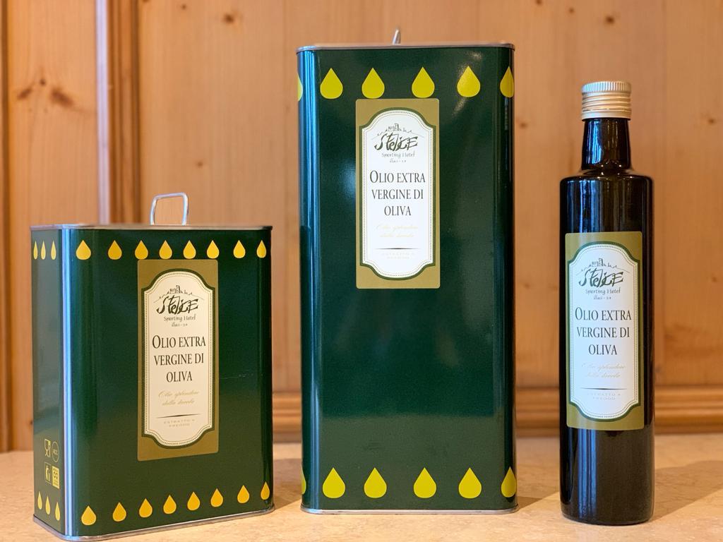 Olio extravergine di oliva della Val d'Illasi